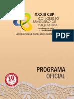 Programa Oficial Web cbp