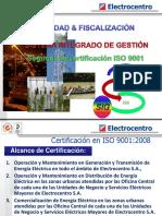 Sistema de Gestión Integrado ELCTO 2013 Pptx