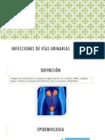 Infecciones de Vías Urinarias (Infecto)