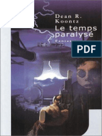 Dean R. Koontz - Le Temps Paralysé.epub