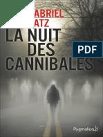 Gabriel Katz - La nuit des cannibales.epub