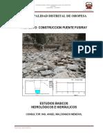 Informe Final Estudio Hidraulica Pluvial