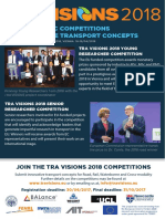 Poster Tra Visions 2018