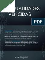 ANUALIDADES-VENCIDAS