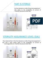 Sterile Manufacturing-Facility & Design