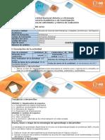 Guía de Actividades y Rubrica de Evaluación - Paso 3 – Fase Final