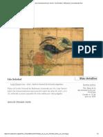 Mapa de La Isla Soledad Hecho Por Vernet - Isla Soledad - Wikipedia, La Enciclopedia Libre