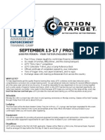 Action Target Law Enforcement Training Camp Info