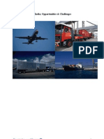 Logistics Industry in India
