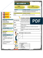 Lesson Plan Template Year 3