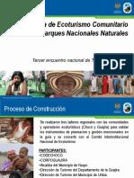 Ecoturismo Oportunidad Mercados Verdes