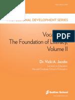 Foundation of Literacy eBook VolII