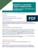 Estudio de ARREBATAMIENTO Por Raul Sarmiento