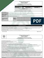 GFPI-F-016_Proyecto Formativo - MECRE La Estrella