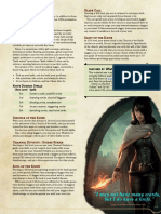 (D&D 5e) 'What the Folklore' Players Companion