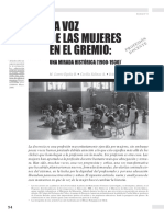 LA VOZ de las mujeres en el gremio 1900 - 1930.pdf