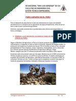 Paro Agrario en El Perú