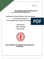 ABB Project Report