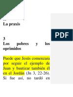 Praxis de Jesus