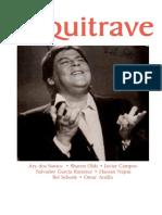 2006-03-ARQUITRAVE-Revista Colombiana de Poesía- # 25