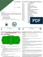 Reg Las Futbol Rapido 2014