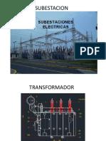 SUBESTACION y Cuadros de Instalaciones Electricas