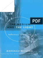 Marshall McLuhan - The Medium and the Light. Reflections on Religion (Ed. Eric McLuhan, Jacek Szklarek)