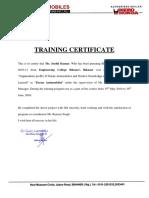 Karan Automobiles certificate2.docx