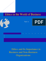 CE Topic 1_a Anb B_ Ethics in the World of Business