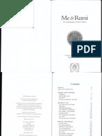 Me & Rumi - The Autobiography of Shams-i Tabrizi