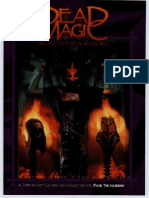 Mage - The Ascension (revised) - Dead Magic II - Secrets and Survivors.pdf