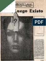 1983. Dudo, Luego Existo -Rigoberto Lanz_últimasnoticias