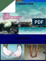 Dr. Robert Tirtowijoyo (Paediatric Condition) Inggris UMJ Maret 2008 Edited