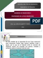 Ingenieria de Reservorios i Emi Propiedades de La Roca Reservorio