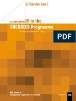 2002 ERASMUS in the Socrates Programme