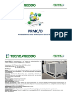r290 Air Cooled Water Chiller- General Description