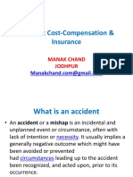 Accident Cost