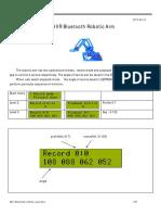Avr Bluetooth Robotic Arm