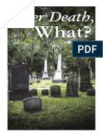 after death what