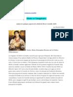 P.cornEILLE- Le Cid Et Médée - Analyse