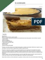 Sobremesasdeportugal.pt-tarte de Maçã e Leite Condensado