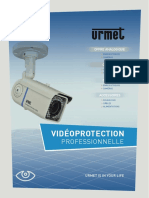 Catalogue CCTV URMET Avril-2014