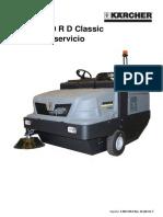 KM 150 Manual de Servicio Técnico