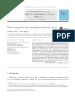 Dokaz Hipoteza o Spektralnom Radijusu Planarnih Grafova