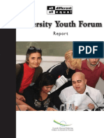 2008 Diversity Youth Forum Report En
