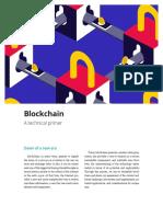 DI Blockchain Primer