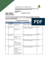 Cronograma de Remediales Tercero-rev