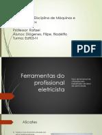 Editado Ferramentas Do Profissional Eletricista[1]