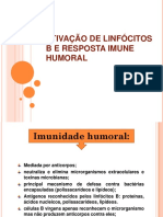 Aula 6_ativaçao Linf b. Resp Humoral e Vacinas1