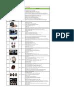 2017Smart Watch Catalog